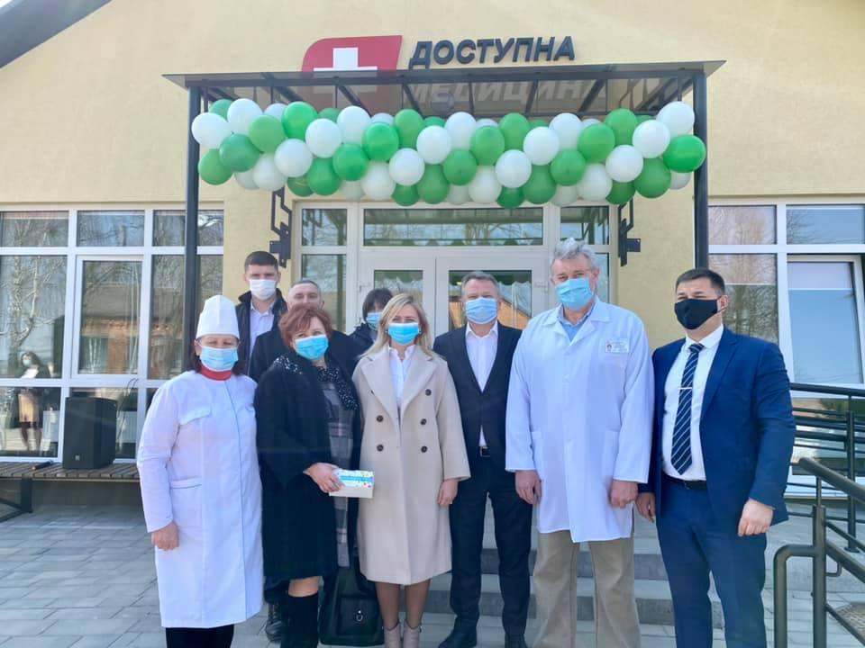 У Мироцькому відкрито нову амбулаторію
