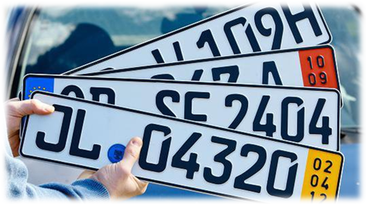 Верховна Рада відклала запровадження штрафів за євробляхи до 24 серпня 2019