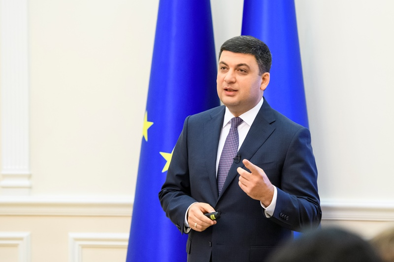 Прем'єр-міністр закликав Парламент консолідуватися навколо рішень про запровадження Антикорупційного суду