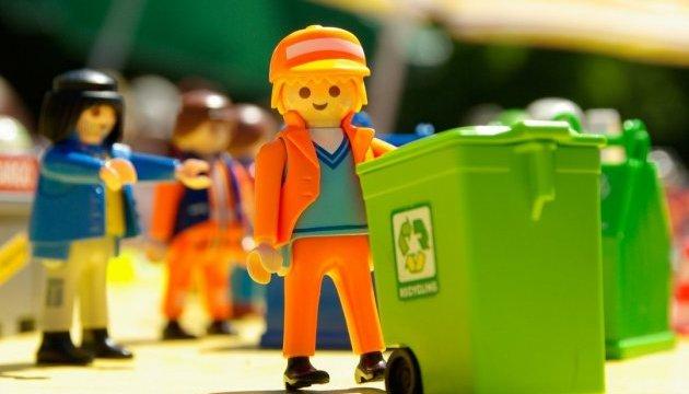 Встановлено тарифи  на вивезення сміття