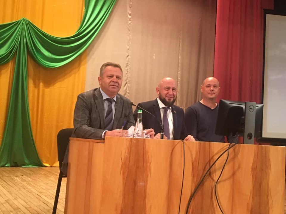 Чергове сесійне засідання відбулося у Гаврилівці