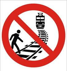 Через недотримання громадянами Правил безпеки на  залізничному транспорті безглуздо втрачається  найцінніше – здоров'я та життя людей