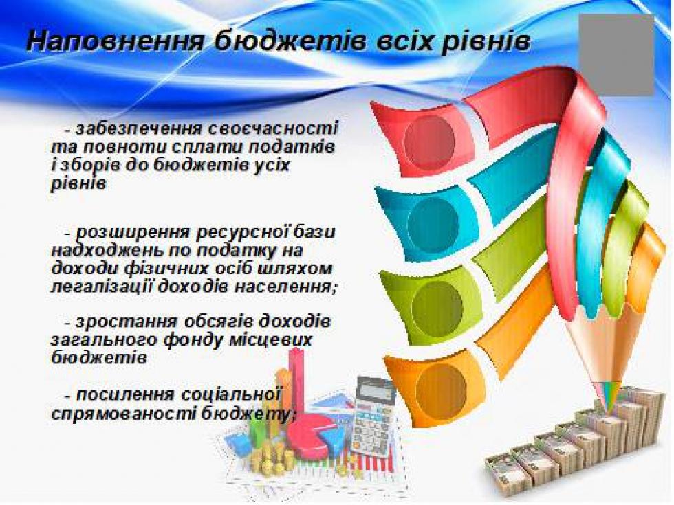 Динаміка сплати податків до місцевих бюджетів Київщини демонструє зростання