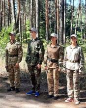 Команда із Бучі візьме участь у Всеукраїнських змаганнях школи вояцького духу