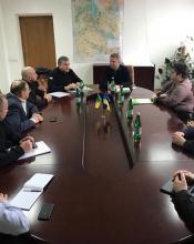 У Бучанській ОТГ реалізовуватиметься перший на Київщині пілотний проект з будівництва Центру безпеки
