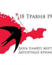 Інформаційні матеріали про депортацію кримськотатарського народу 1944 року