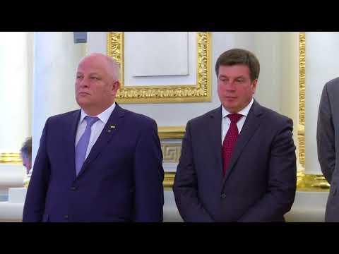 Вбудована мініатюра для Виступ Президента України Петра Порошенка