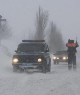 УВАГА! Київська ОДА попереджає про ймовірність введення обмеження в'їзду великогабаритних і важковагових транспортних засобів у Київську область з 18 січня