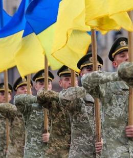 Шановні  воїни, ветерани війни, захисники України!